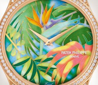 Patek Philippe Oficios artesanales Ref. 5077/100R-037 Oro rosa - Artístico