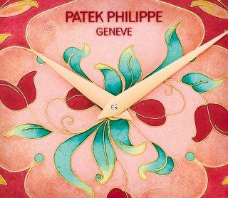 Patek Philippe 希少なハンドクラフト Ref. 5077/100R-041 ローズゴールド - 芸術的