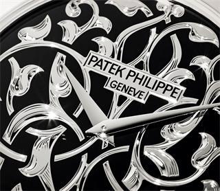 Patek Philippe Calatrava كود 5088/100P-001 البلاتين - فني