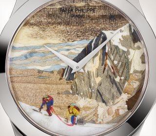 Patek Philippe Haut Artisanat Réf. 5089G-059 Or gris - Artistique