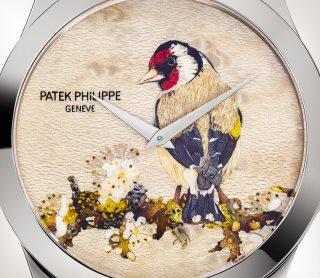 Patek Philippe Haut Artisanat Réf. 5089G-071 Or gris - Artistique