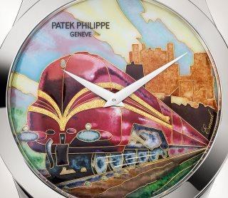 Patek Philippe Haut Artisanat Réf. 5089G-086 Or gris - Artistique