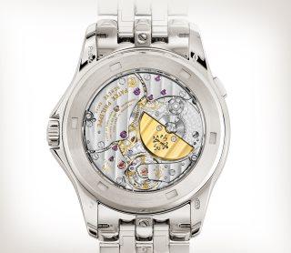 Patek Philippe 复杂功能时计 Ref. 5131/1P-001 铂金款式 - 艺术的