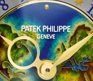 Patek Philippe Complicaciones Ref. 5231J-001 Oro amarillo - Artístico