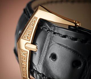 Patek Philippe 复杂功能时计 Ref. 5235/50R-001 玫瑰金款式 - 艺术的