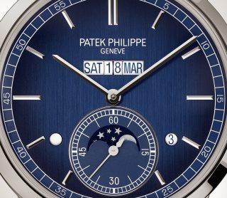 Patek Philippe Grandi Complicazioni Ref. 5236P-001 Platino - Artistico