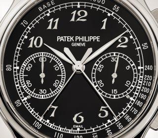 Patek Philippe Grand Complications Мод. 5370P-001 Платина - Aртистический
