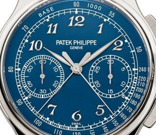 Patek Philippe التعقيدات الكبرى كود 5370P-011 البلاتين - فني