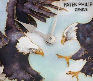 Patek Philippe Maestrie artigianali Ref. 5538G-001 Oro bianco - Artistico
