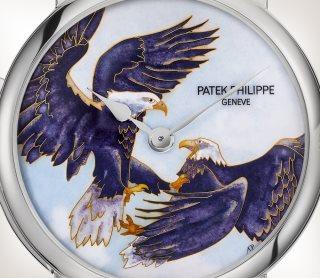 Patek Philippe Oficios artesanales Ref. 5538G-010 Oro blanco - Artístico