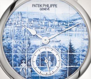 Patek Philippe Rare Handcrafts Ref. 5539G-015 White Gold - Artistic