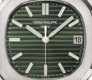 Patek Philippe Nautilus كود 5711/1A-014 الصلب المقاوم للصدأ - فني