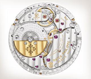 Patek Philippe Nautilus Ref. 5712G-001 白金款式 - 艺术的