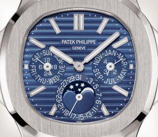 Patek Philippe Nautilus Ref. 5740/1G-001 Oro blanco - Artístico