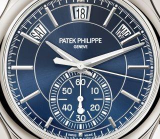 Patek Philippe التعقيدات كود 5905P-001 البلاتين - فني