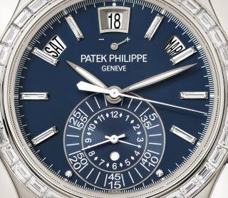 Patek Philippe Сложные функции Мод. 5961P-001 Платина - Aртистический