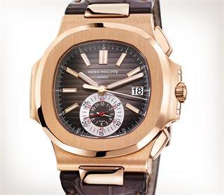 Patek Philippe Nautilus Мод. 5980R-001 Розовое золото - Aртистический