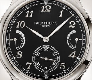 Patek Philippe Grandes Complications Réf. 6301P-001 Platine - Artistique
