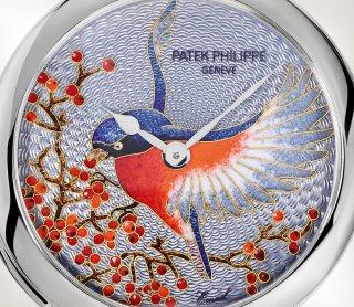 Patek Philippe تحف يدوية نادرة كود 7000/50G-001 الذهب الأبيض - فني