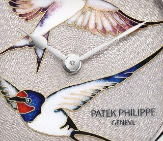 Patek Philippe تحف يدوية نادرة كود 7000/50G-010 الذهب الأبيض - فني