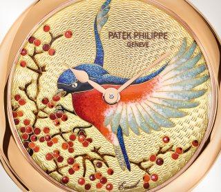 Patek Philippe 希少なハンドクラフト Ref. 7000/50R-001 ローズゴールド - 芸術的