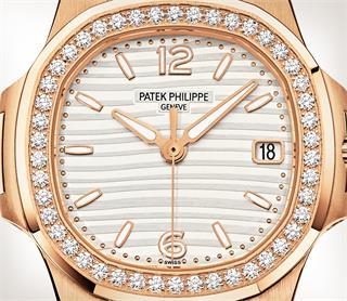 Patek Philippe Nautilus Ref. 7010R-011 Rose Gold - Artistic