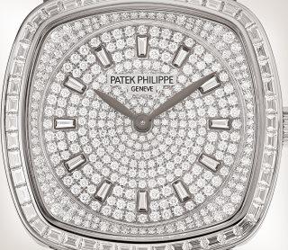 Patek Philippe Gondolo Ref. 7042/100G-010 Oro bianco - Artistico