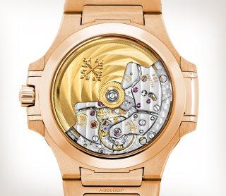 Patek Philippe Nautilus Ref. 7118/1R-001 Oro rosa - Artistico