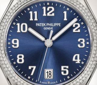 Patek Philippe Twenty~4 Ref. 7300/1200A-001 Acciaio - Artistico