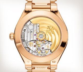 Patek Philippe Twenty~4 كود 7300/1200R-001 الذهب الوردي - فني