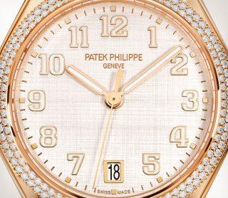 Patek Philippe Twenty~4 Ref. 7300/1201R-001 Oro rosa - Artistico