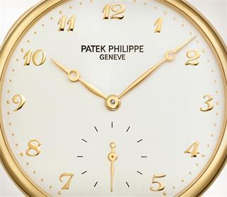 Patek Philippe Relojes de bolsillo Ref. 973J-001 Oro amarillo - Artístico
