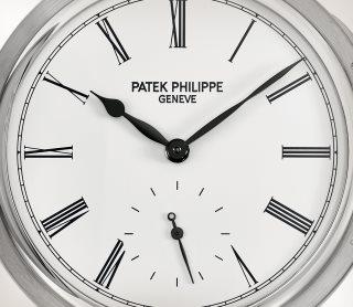 Patek Philippe 懐中時計 Ref. 980G-001 ホワイトゴールド - 芸術的