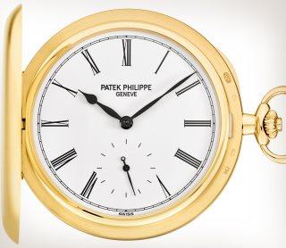 Patek Philippe 怀表 Ref. 980J-010 黄金款式 - 艺术的