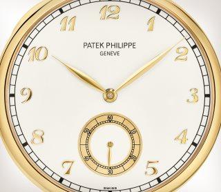 Patek Philippe 希少なハンドクラフト Ref. 992/127J-001 イエローゴールド - 芸術的