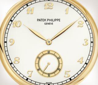 Patek Philippe 希少なハンドクラフト Ref. 992/128J-001 イエローゴールド - 芸術的
