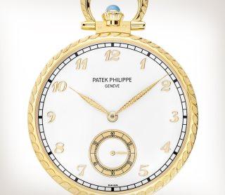 Patek Philippe 珍稀工艺 Ref. 992/139J-001 黄金款式 - 艺术的