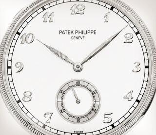 Patek Philippe Oficios artesanales Ref. 992/142G-001 Oro blanco - Artístico