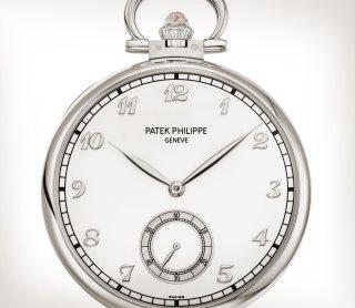 Patek Philippe Seltene Handwerkskünste Ref. 992/147G-001 Weißgold - Artistic