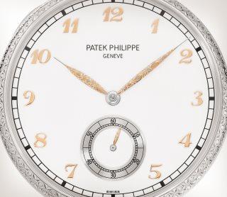 Patek Philippe Rare Handcrafts Ref. 995/111G-001 White Gold - Artistic