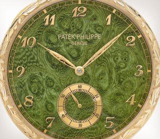 Patek Philippe Oficios artesanales Ref. 995/112J-001 Oro amarillo - Artístico