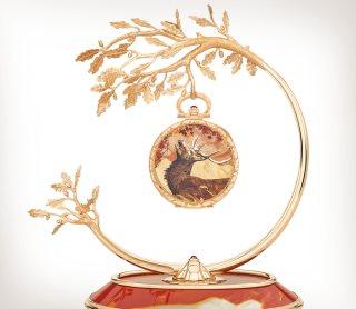 Patek Philippe 珍稀工艺 Ref. 995/115R-001 玫瑰金款式 - 艺术的