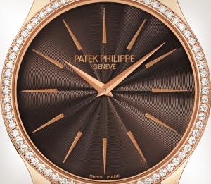 Patek Philippe Calatrava Réf. 4897R-001 Or rose - Artistique