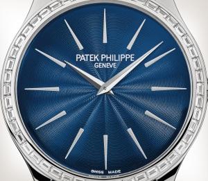 Patek Philippe Calatrava كود 4897/300G-001 الذهب الأبيض - فني