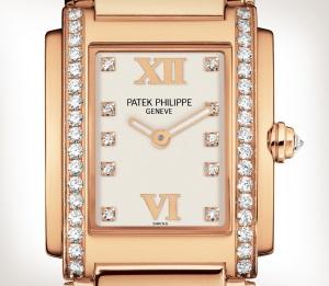 Patek Philippe Twenty~4 Мод. 4910/11R-011 Розовое золото - Aртистический