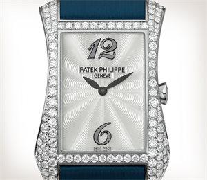 Patek Philippe ゴンドーロ Ref. 4972G-001 ホワイトゴールド - 芸術的
