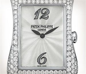 Patek Philippe Gondolo كود 4972/1G-001 الذهب الأبيض - فني