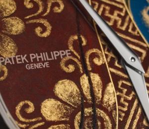Patek Philippe Редкие ремесла Мод. 5077P-102 Платина - Aртистический