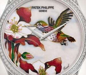 Patek Philippe Haut Artisanat Réf. 5077/100G-033 Or gris - Artistique