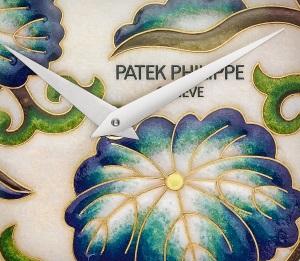 Patek Philippe Rare Handcrafts Ref. 5077/100G-034 White Gold - Artistic